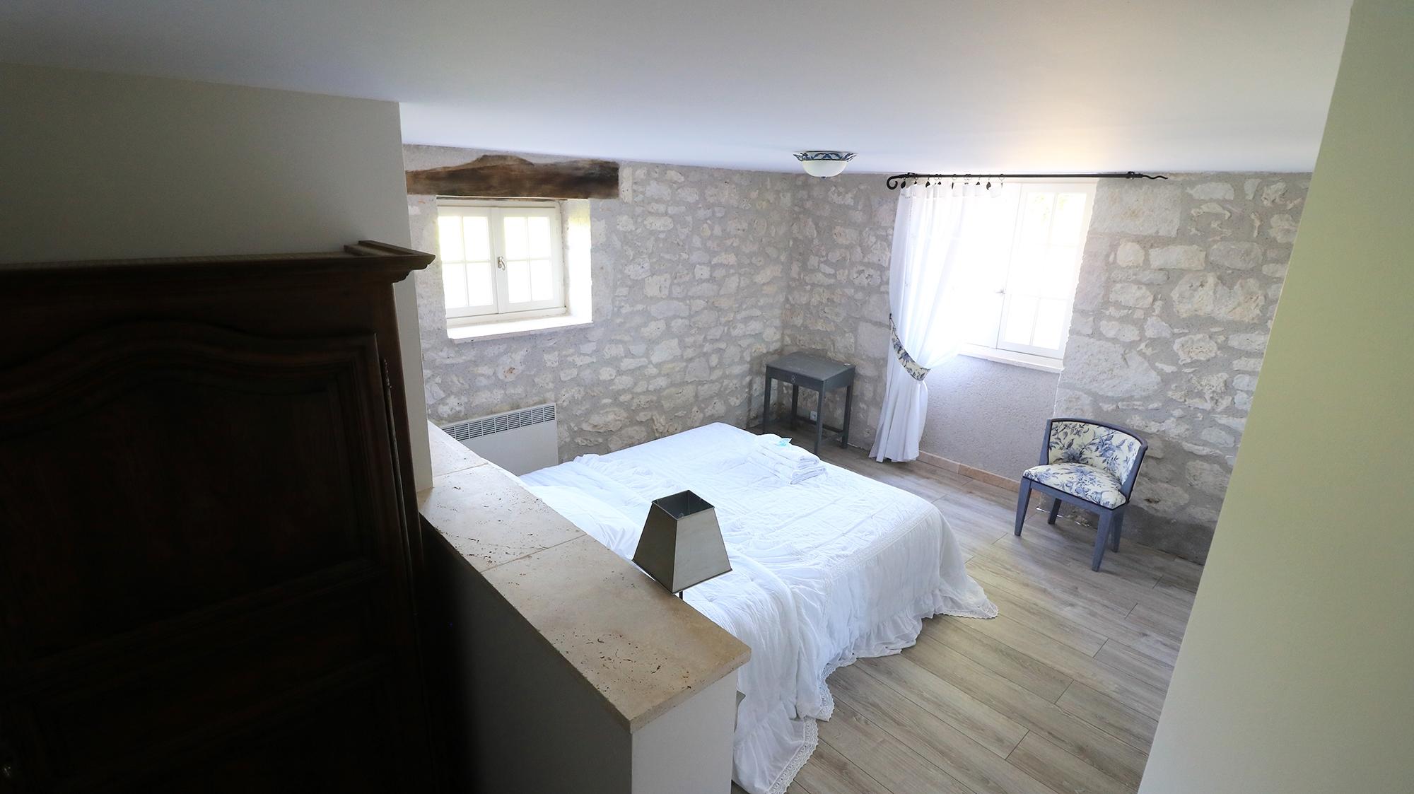 Chambre d'hôtes Lavande La quercynoise Montaigu de Quercy